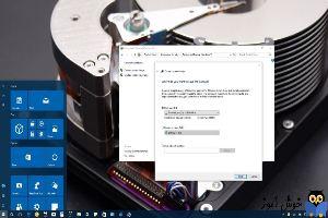 نحوه ساخت Recovery Drive و System Repair Disc در ویندوز 8 و 10