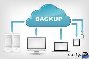 اهمیت BackUpگیری از اطلاعات و سرورها در شبکه