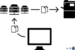 مزایای راه اندازی پرینت سرور چیست