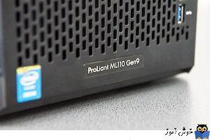 معرفی سرور HPE Server ML110 G9