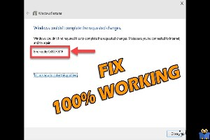 رفع ارور Error Code 0x800F081F هنگام نصب دات نت فریم ورک 3.5