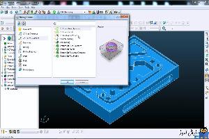 دوره آموزشی نرم افزار Powermill - آموزش استراتژی های Feature Set Profile ، Feature Set Rest Area Clearance ، Feature Set Rest Profile