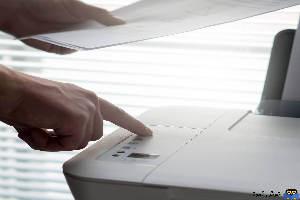 غیرفعال کردن پرینت دو طرفه کاغذ در پرینتر