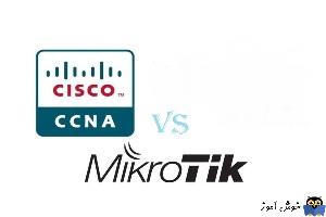 فرق routeros mikrotik با روتر سیسکو