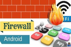 جلوگیری از دسترسی اپلیکیشن ها در دستگاه اندرویدی به اینترنت