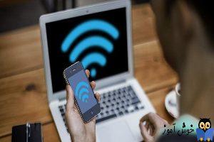جلوگیری از خاموش شدن خودکار Mobile hotspot در ویندوز