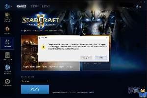 رفع ارور Graphics device is not available at this time. Please try starting StarCraft 2 again در بازی StarCraft 2