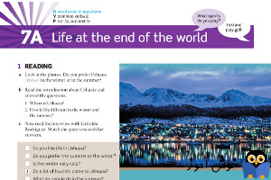 7A Life at the end of the world