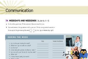 Communication 3: Student A + B