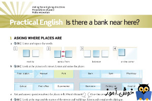 Practical English: Is there a bank near here