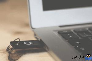 رفع ارور The item can't be copied USB drive در سیستم عامل مک و ویندوز