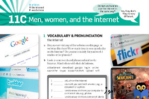 11C Men, women, and the Internet