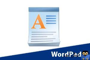 آموزش حذف کردن و نصب برنامه Wordpad در ویندوز 10