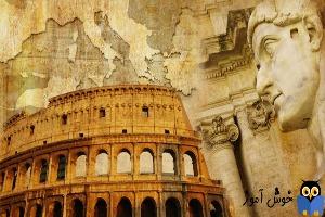 اعداد رومی (Roman Numbers)