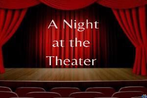 یادگیری انگلیسی آمریکایی-مکالمات و دیالوگ های روزمره- مکالمه 5-3: یک شب در سالن تئاتر(Dialogue 3-5: A Night at the Theater)