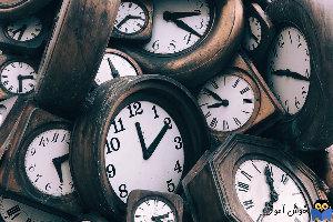 تغییر بازه زمانی برای سینک شدن زمان ویندوز با تایم سرور(اینترنتی)