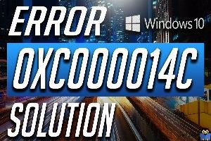 رفع ارور 0XC000014C هنگام روشن سیستم ویندوزی