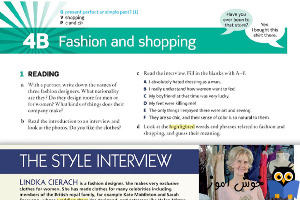4B Fashion and shopping