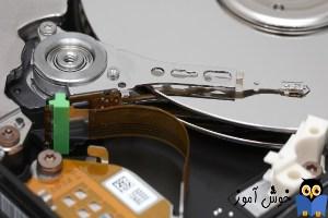 رفع مشکل عدم شناسایی هارد دیسک در BIOS