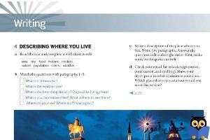 4 Describing where you live