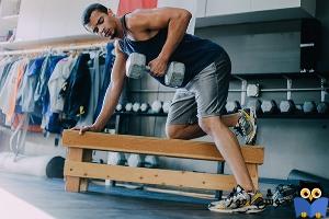 تمرینات بدنسازی برای عضلات زیر بغل و عضلات سینه