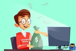 کسب درآمد از طریق آموزش آنلاین فرادرس