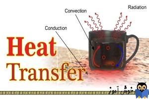 انتقال حرارت 2 - آموزش رایگان به زبان ساده