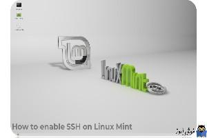 نحوه فعال کردن SSH در Linux Mint