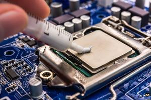 تعویض کردن خمیر سیلیکون CPU
