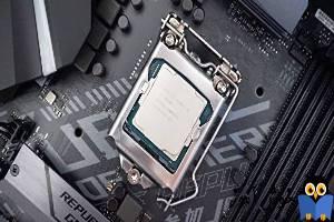 نحوه نصب کردن CPU روی مادربرد